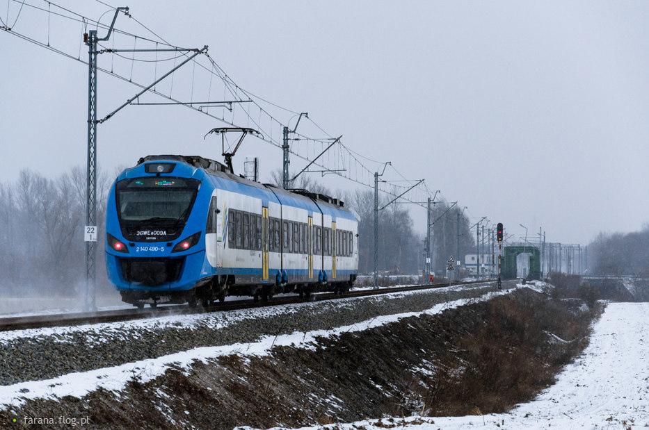 36WEa-009 #Koleje Śląskie