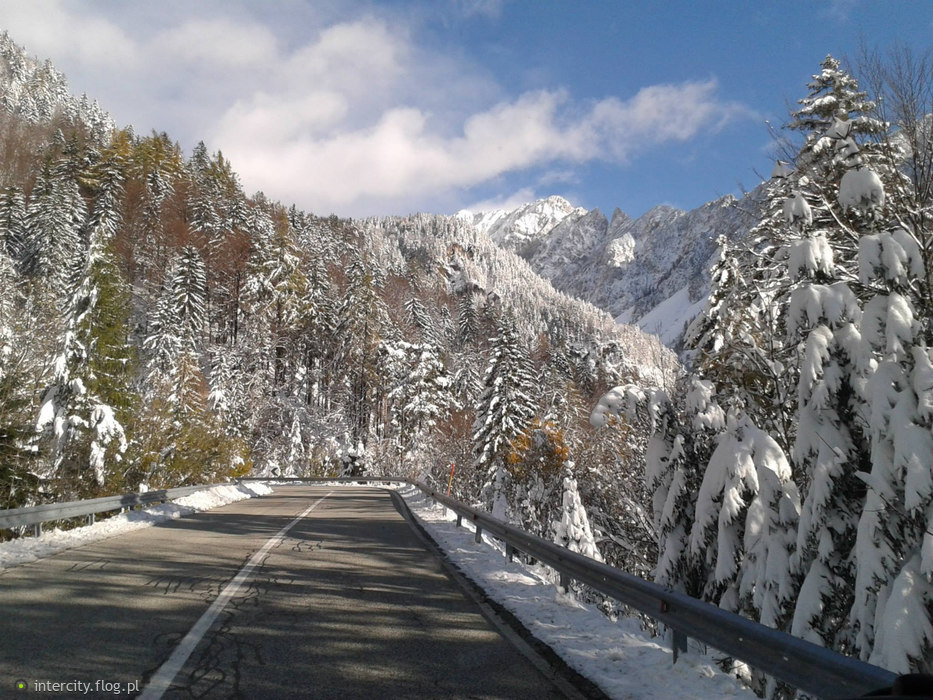 Alpejskie ścieżki...