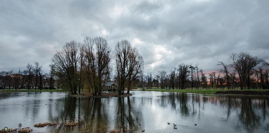 Park w Legnicy