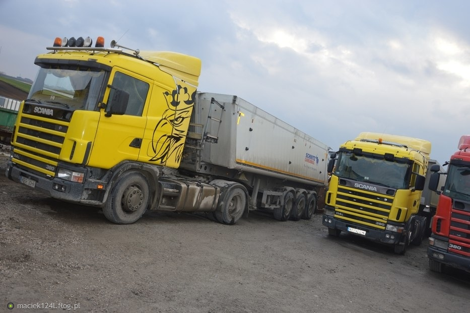 Scania 380 ''Kubik''
