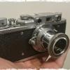 ZORKIJ I &amp; Indystar-2<br />2  1:3,5 / 50 :: ZORKIJ I ... FED I ......<br />wierna kopia słynnego nie<br />mieckiego  &quot;dalmierz<br />a&quot; Leica II Protopl