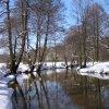 Rzeka Grabia - na zimowo <br />i letnio :) ::