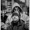 :: obcy są wśród nas... na zdjęciu mój terenowo-motocyklowy kumpel Tomek  kapturnik pozyskany do grona