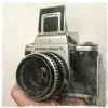 PENTACON six TL :: Pentacon SIX TL - artykuł<br /> opublikowano w Foto-Kuri<br />erze 6/1992 ...&quot;Pent<br />acon six TL jest aparate
